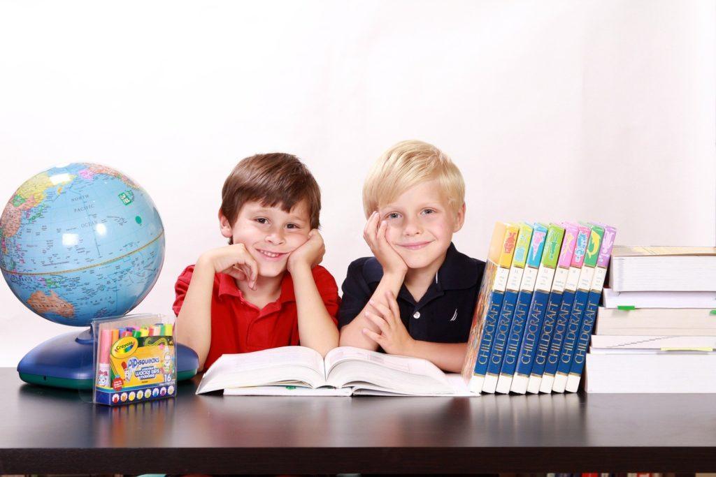 Schüler, Kinder Schule